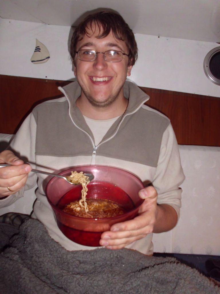 Heute zur Abwechslung: Suppe!!