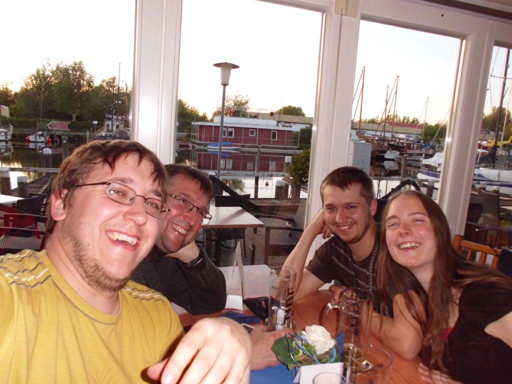 Selfie im Brauhaus