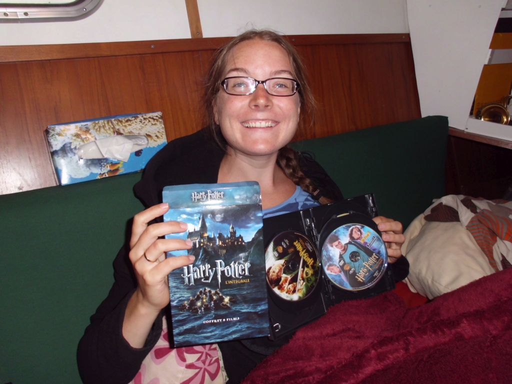 21 Stunden Harry Potter!