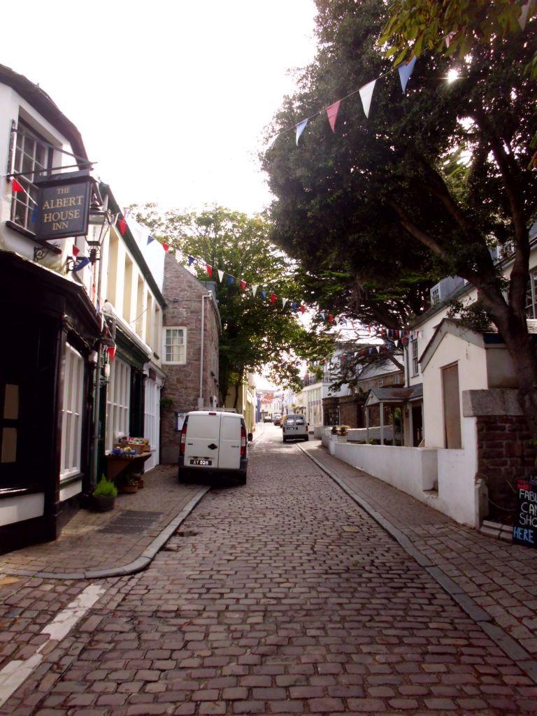 Die Victoria Street