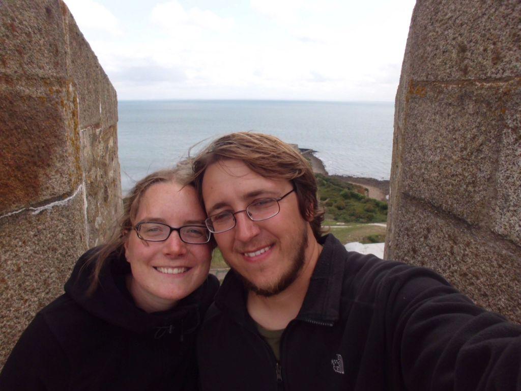 Selfie am Turm
