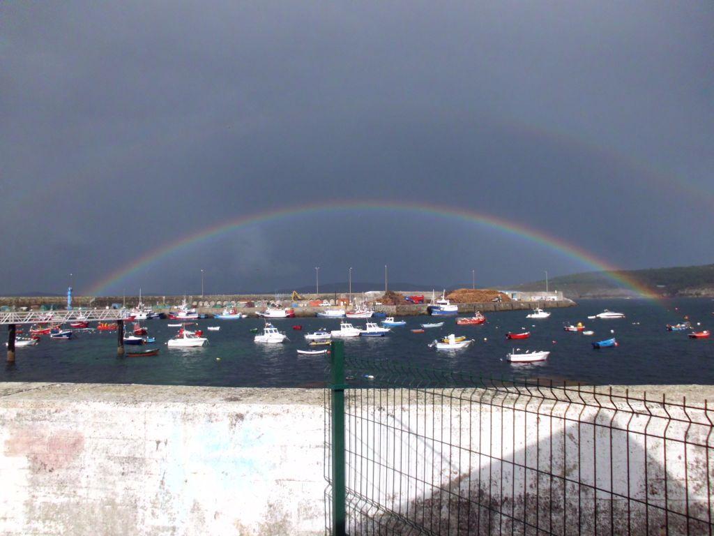 Regenbogen Nummer 2