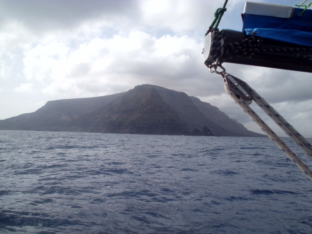 Lanzarote zur linken