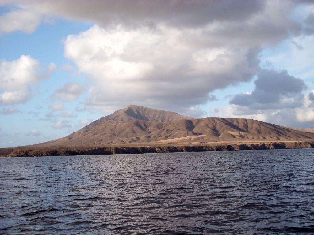 Die Südspitze von Lanzarote