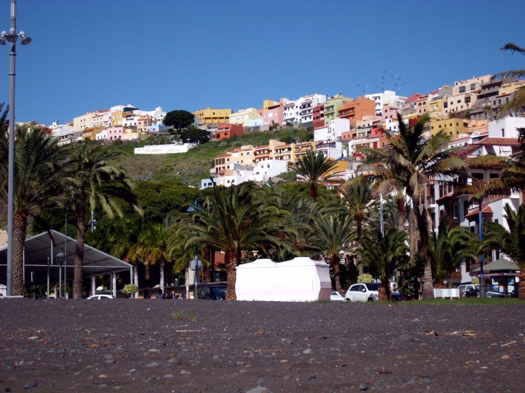 Am Strand in San Sebastian