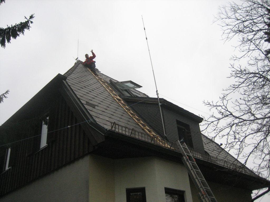 Verbesserung der Antenne