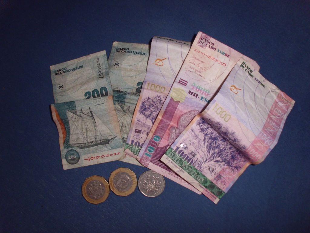 Buntes Geld