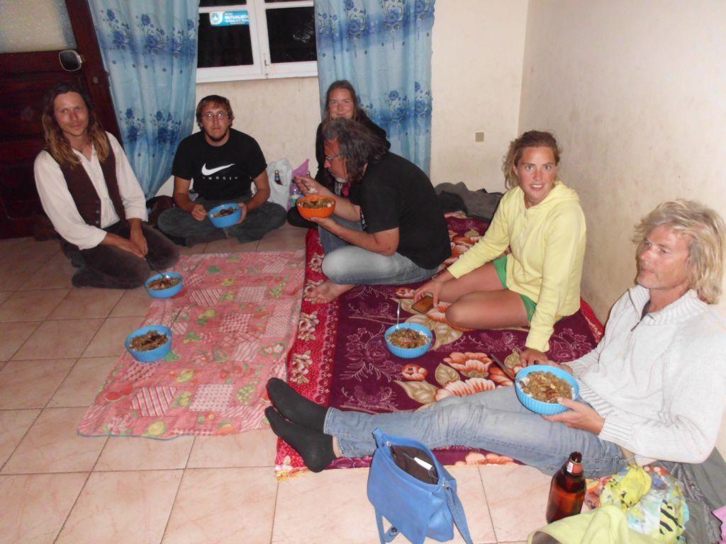 senegalesisch essen bei Leo