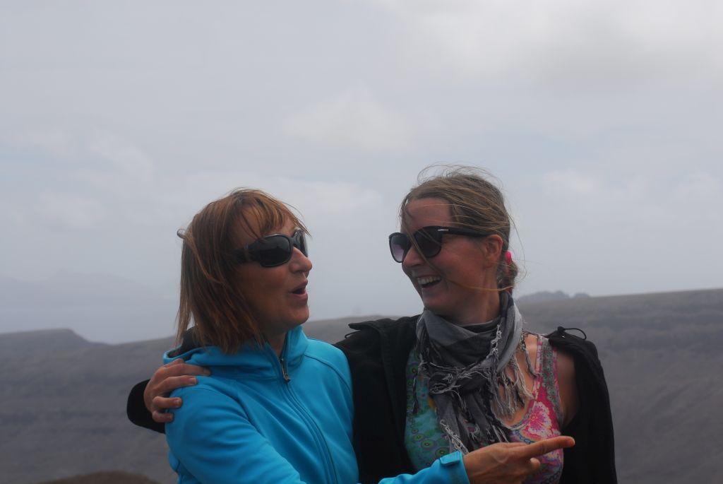 Anja und Jaqueline
