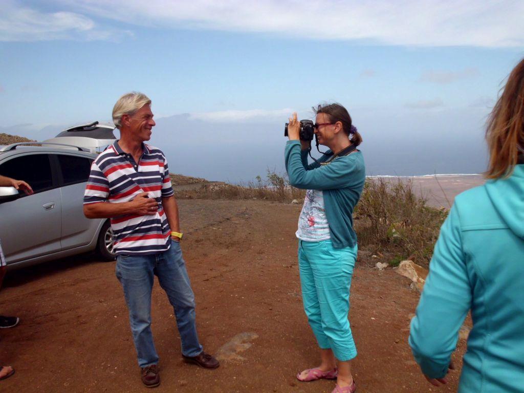 Fotoshooting mit Steffi und Tommi