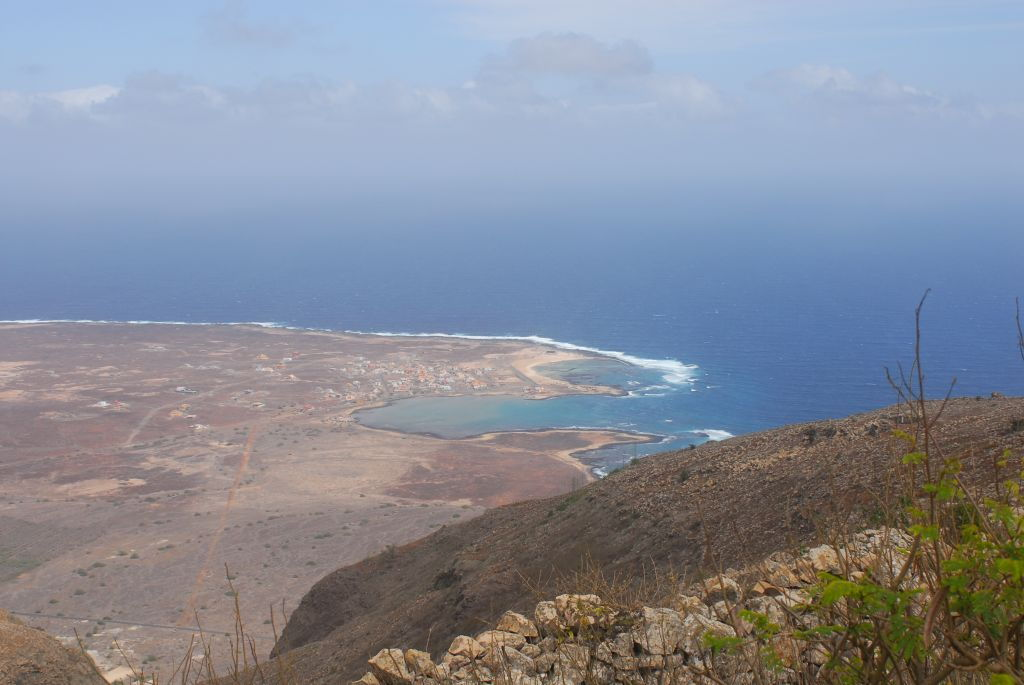 Aussicht vom Monte Verde