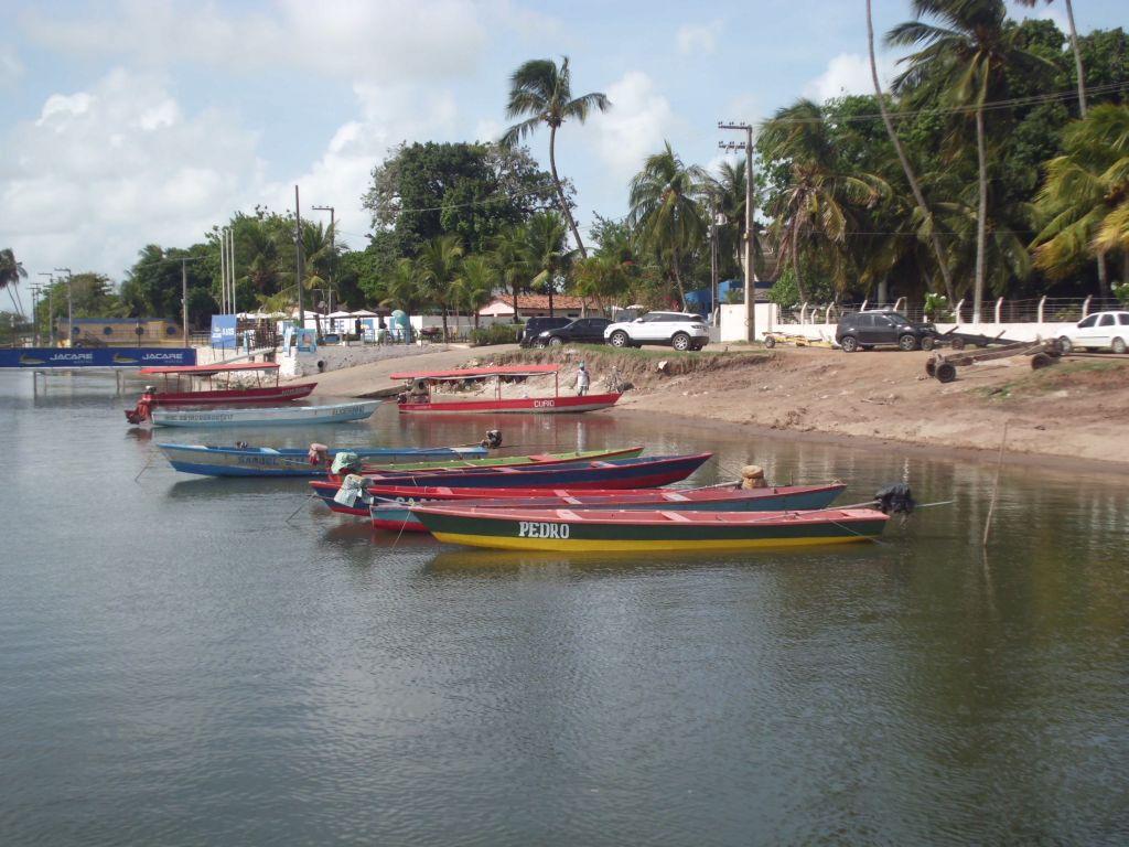 Ufer des Rio Paraiba