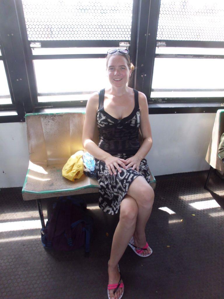 Im Zug nach Joao Pessoa