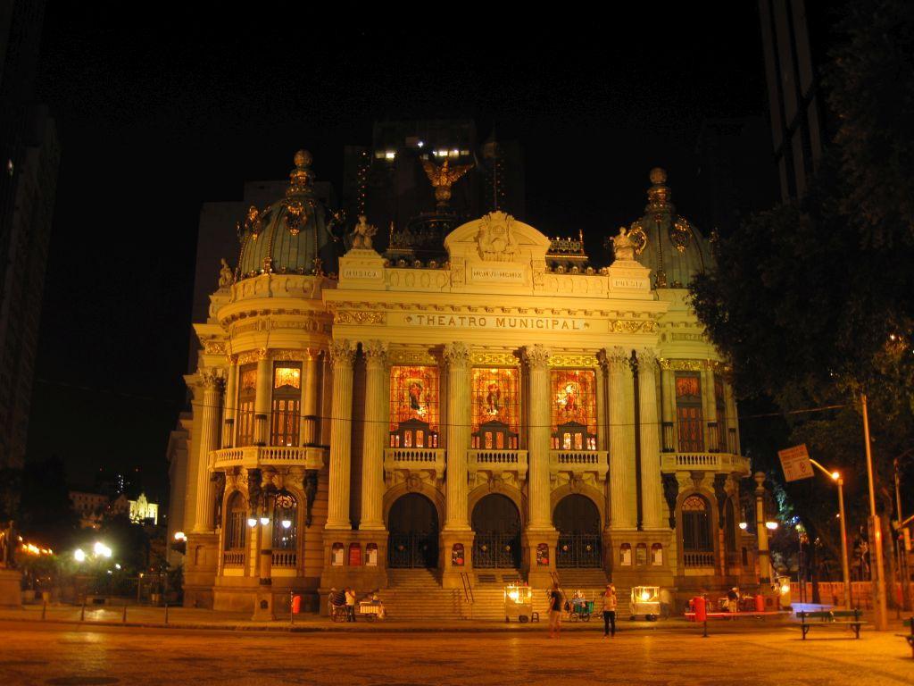 Das Theatro Municipal