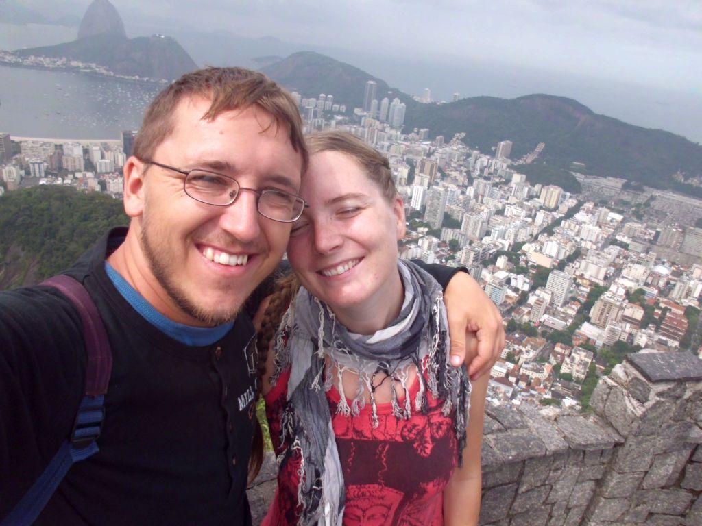Corcovado-Selfie