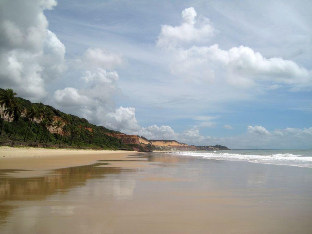 Strand in Pipa 3