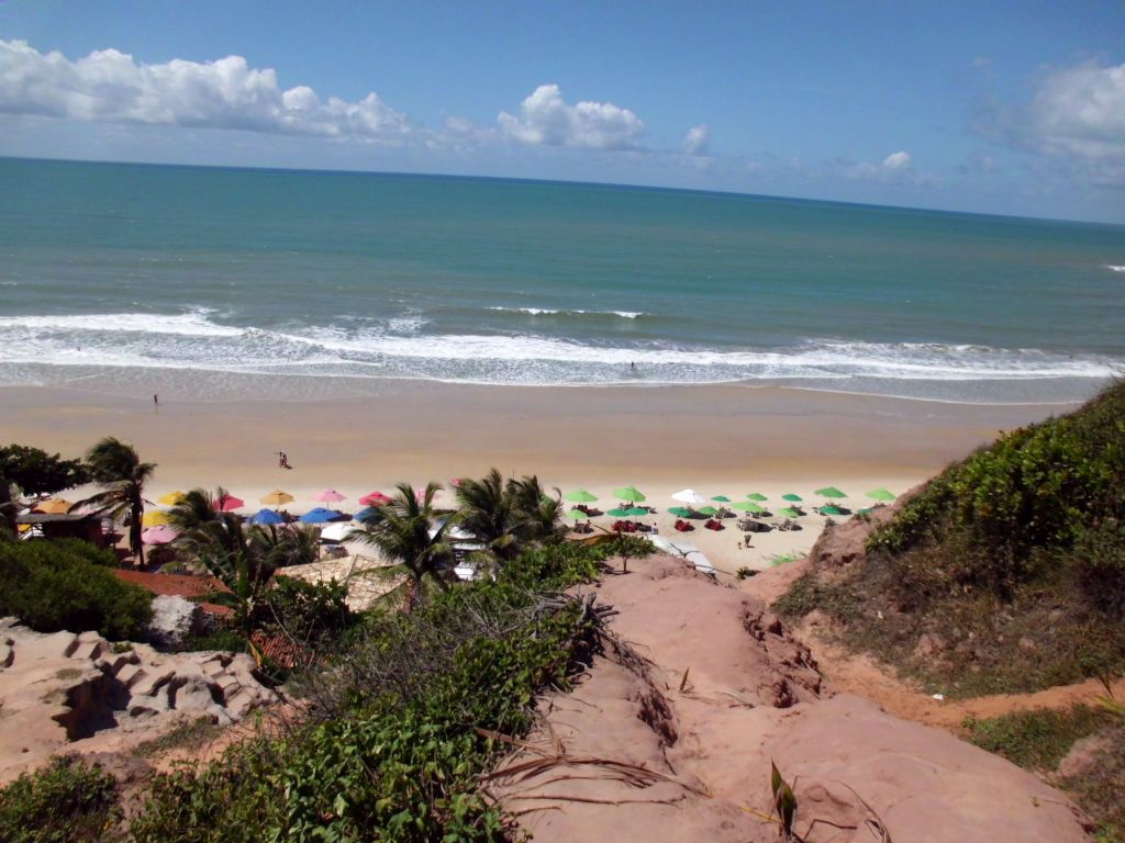 Strand in Pipa 2