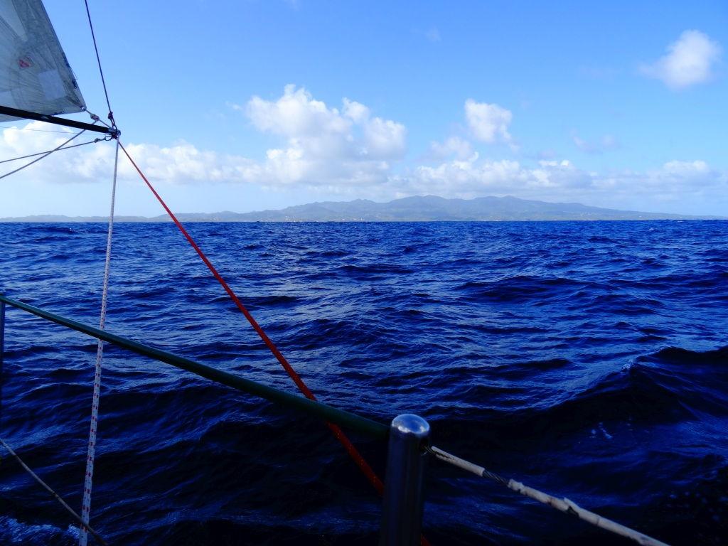 Ankunft in Grenada