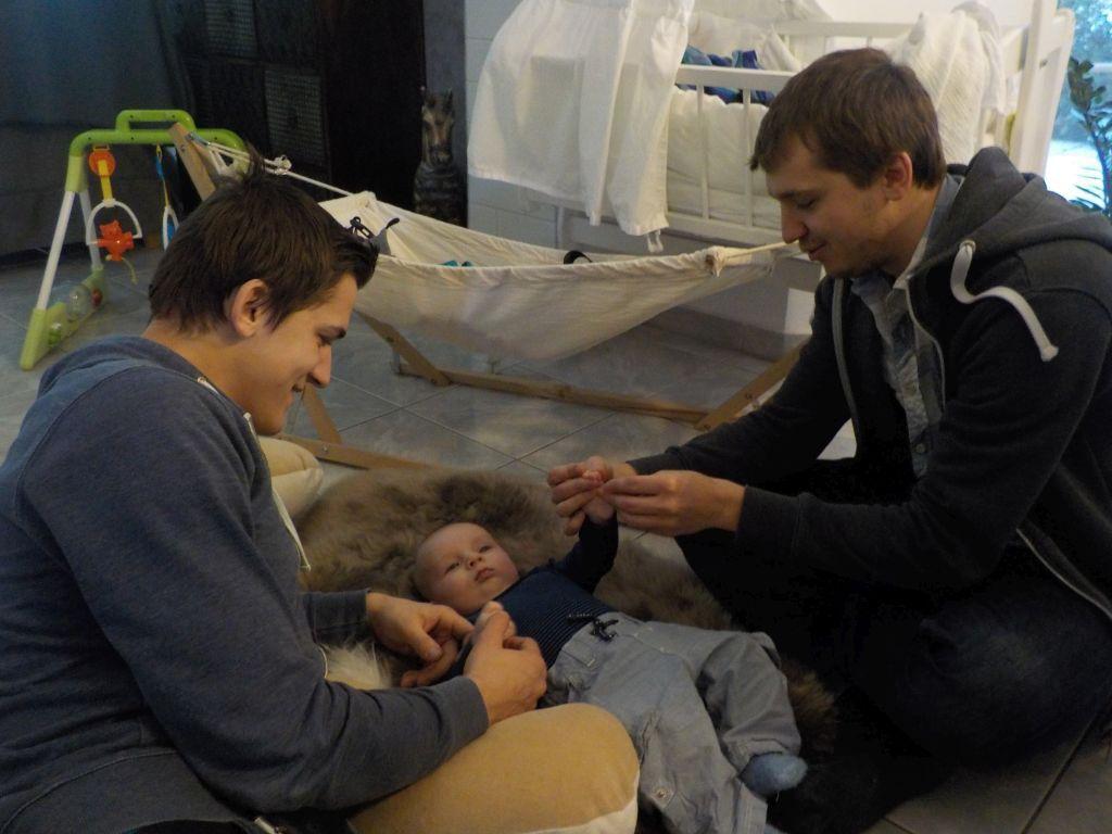 Markus, Martin und WIlli
