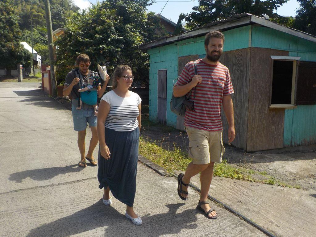 Unterwegs auf Grenada