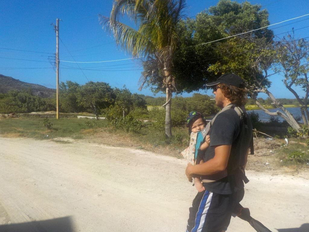 Spaziergang auf Gran Roque