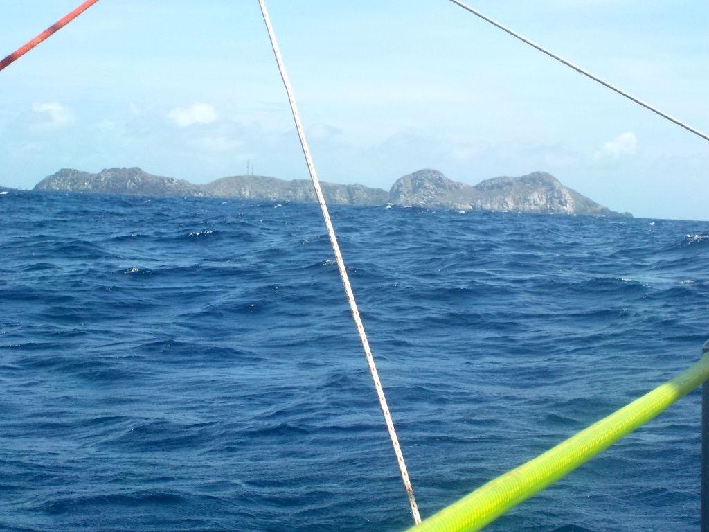 Land in Sicht! Passender Name: El Gran Roque