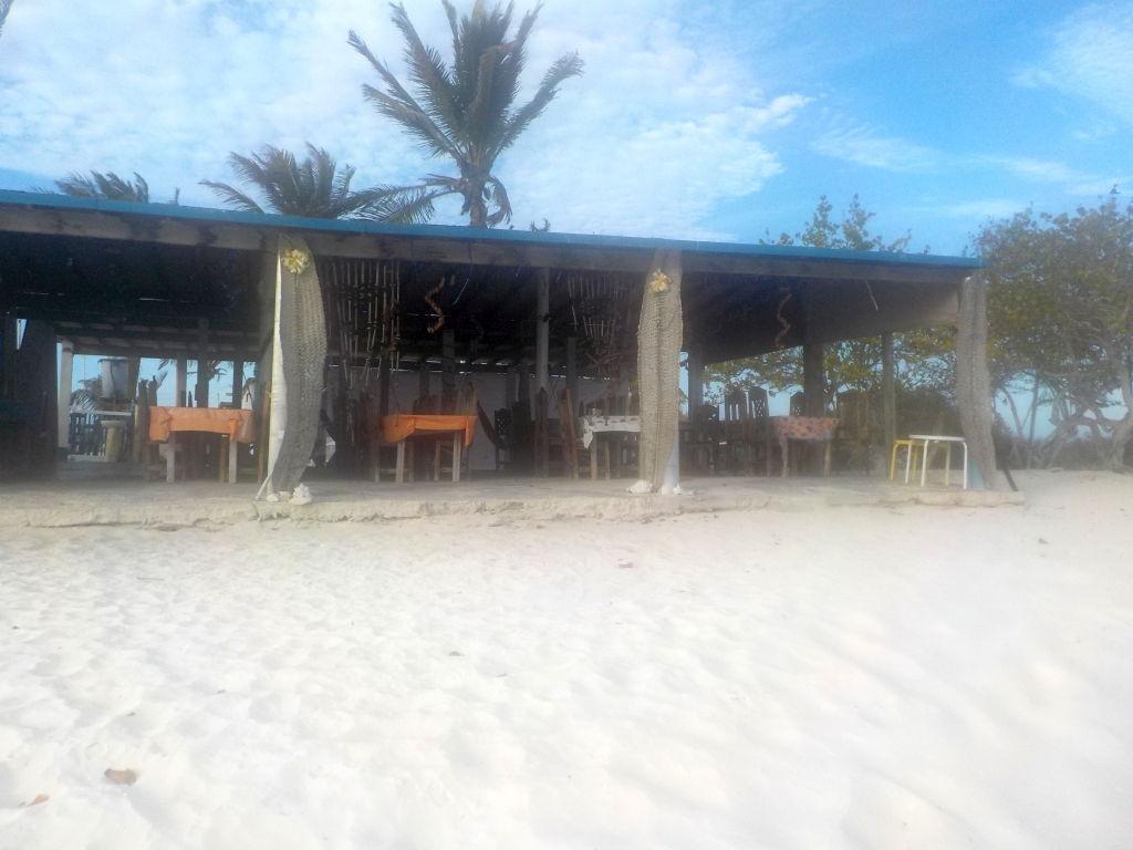 ein leeres Restaurant