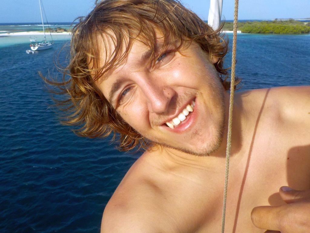 Mast-Selfie