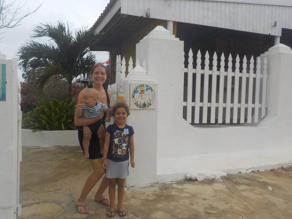 mit Julia in Rincon