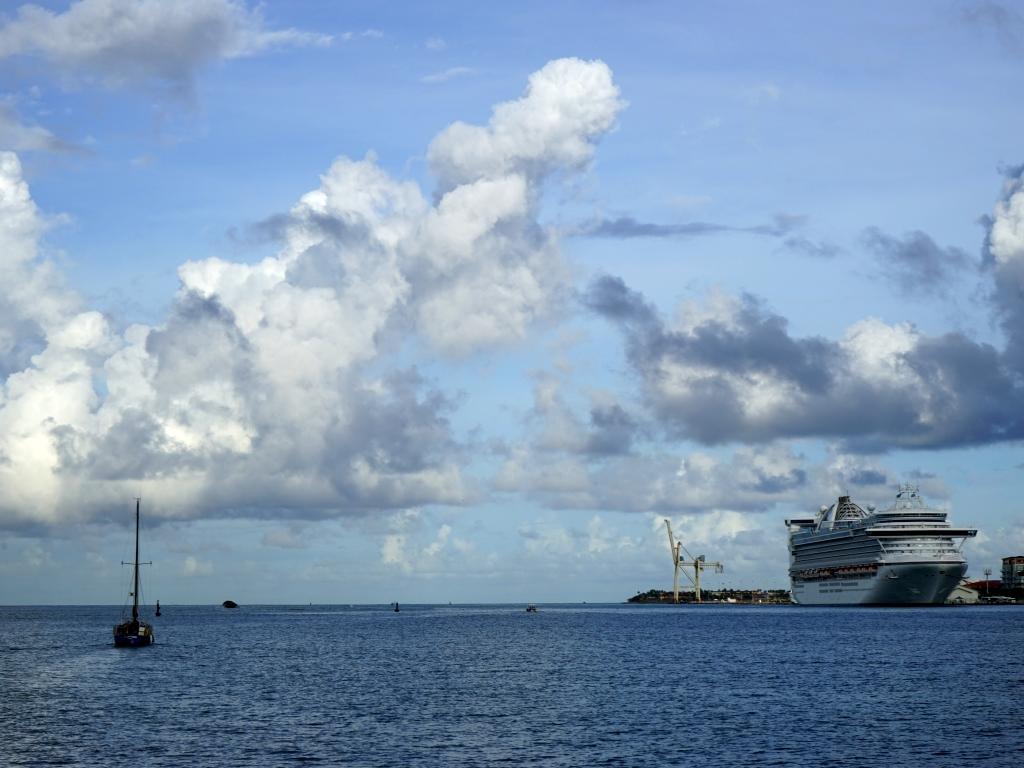 Abschied von Aruba
